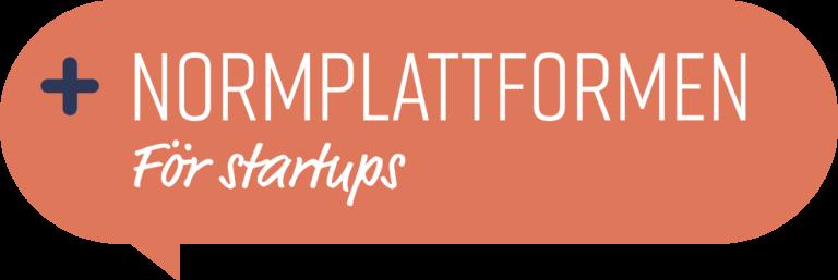 Startup normplattform jämställdhet